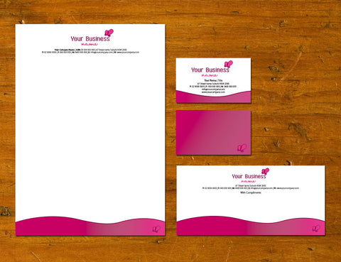 Image of stationery design S100154