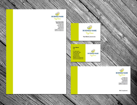 Image of stationery design S100158