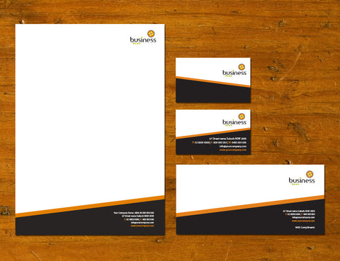 Image of stationery design S100164