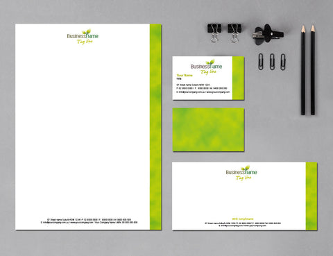 Image of stationery design S100169