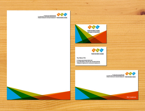 Image of stationery design S100170