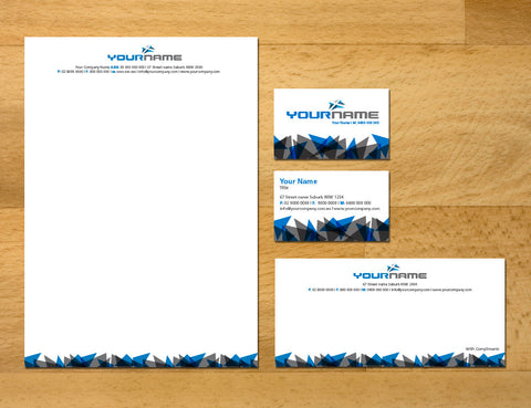 Image of stationery design S100181