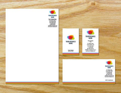 Image of stationery design S100182