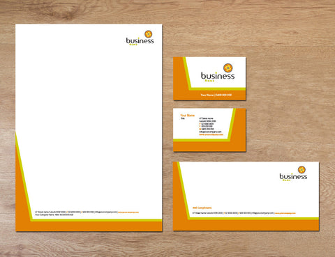 Image of stationery design S100183