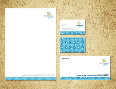 Image of stationery design S100187
