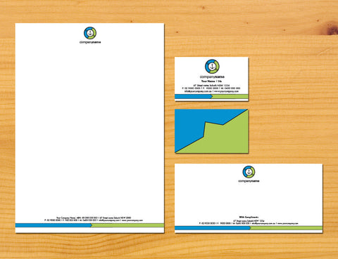 Image of stationery design S100197