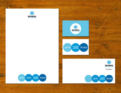 Image of stationery design S100202