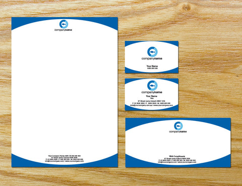 Image of stationery design S100204