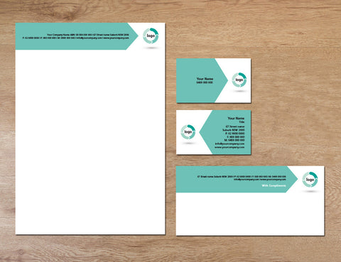 Image of stationery design S100207