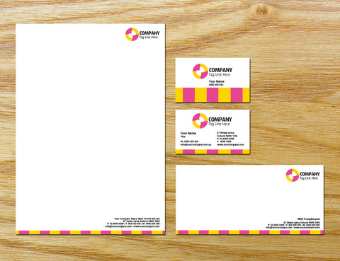 Image of stationery design S100208