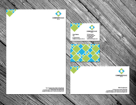 Image of stationery design S100212
