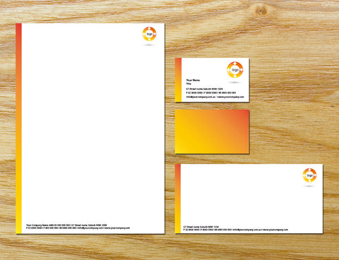 Image of stationery design S100215