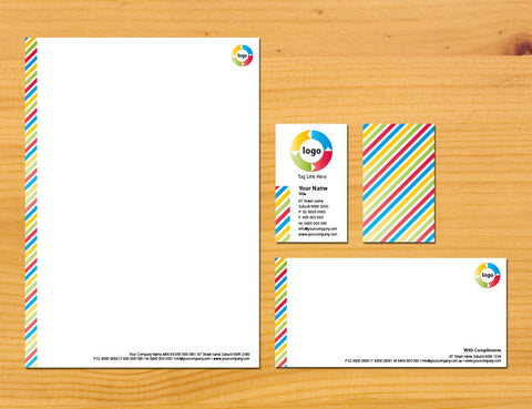 Image of stationery design S100216