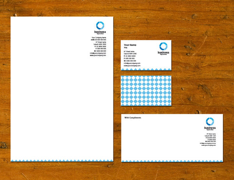 Image of stationery design S100218