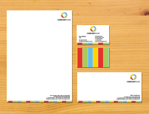Image of stationery design S100220