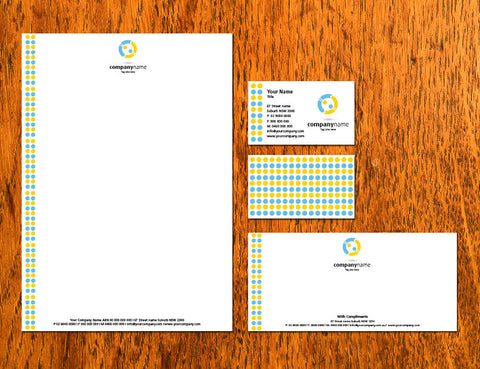 Image of stationery design S100222