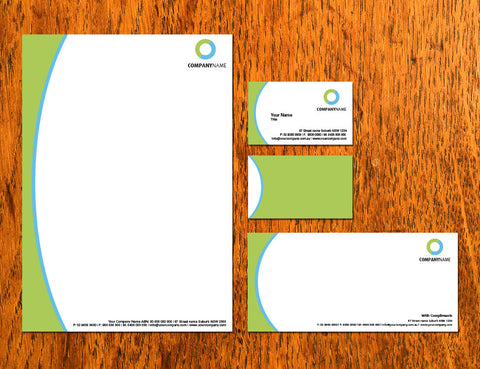Image of stationery design S100223
