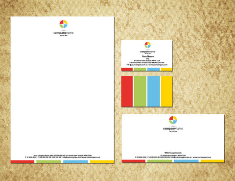 Image of stationery design S100224