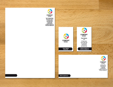 Image of stationery design S100225