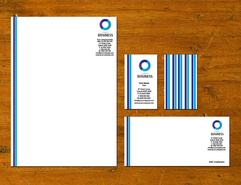 Image of stationery design S100226