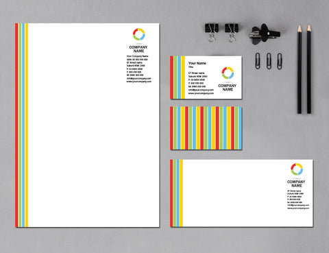Image of stationery design S100227