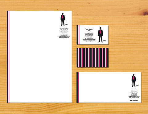 Image of stationery design S100231