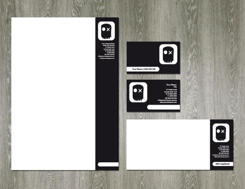 Image of stationery design S100233