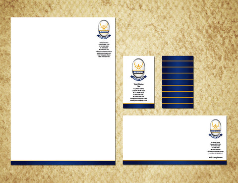 Image of stationery design S100234