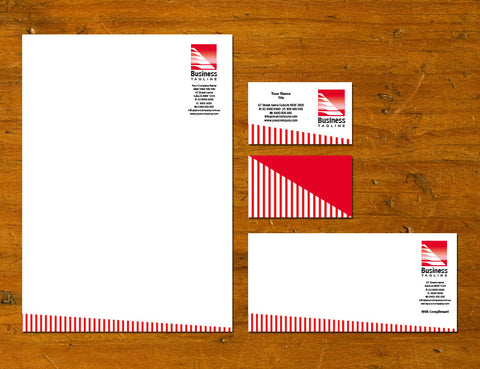 Image of stationery design S100235