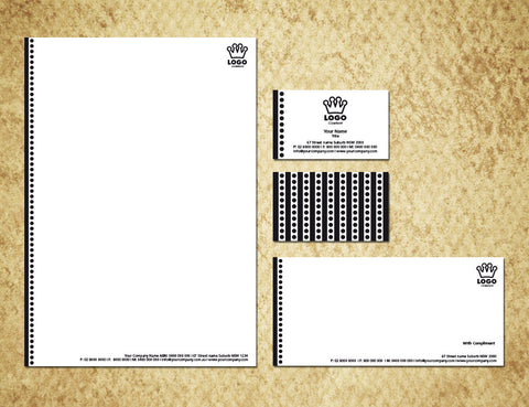 Image of stationery design S100239