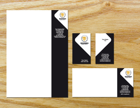Image of stationery design S100240