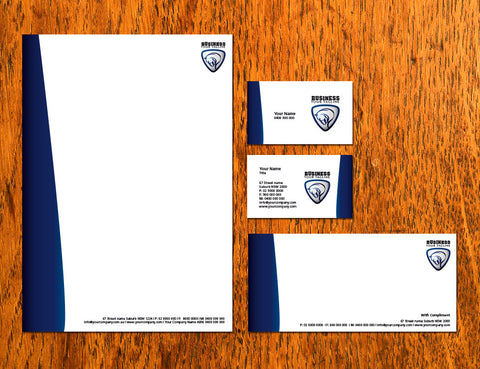 Image of stationery design S100241