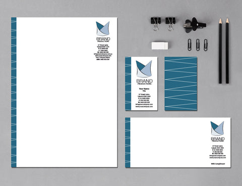 Image of stationery design S100242