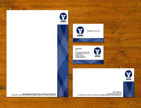 Image of stationery design S100243