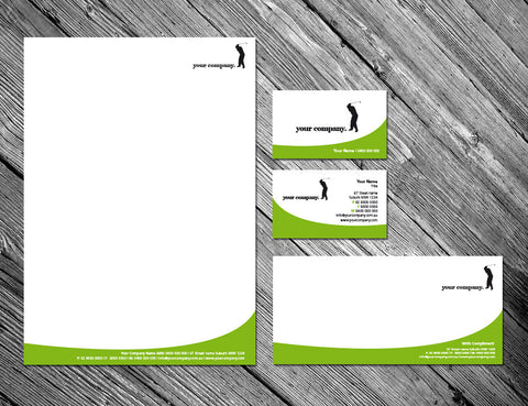 Image of stationery design S100244