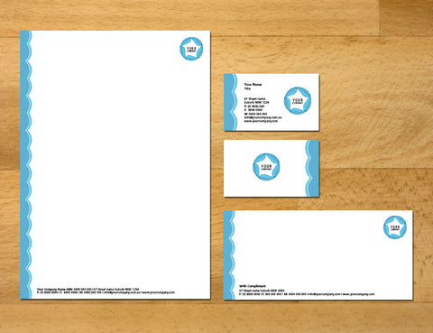 Image of stationery design S100246