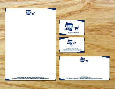 Image of stationery design S100249
