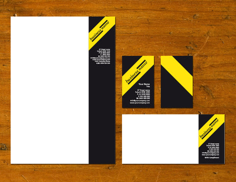 Image of stationery design S100250
