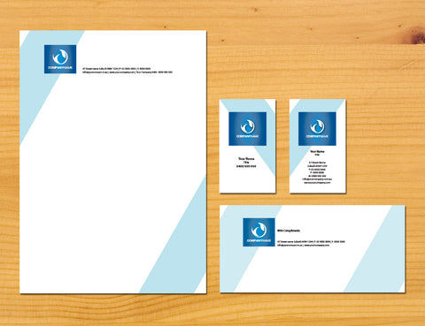 Image of stationery design S100254