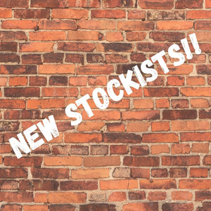 NEW STOCKISTS ANNOUNCEMENT