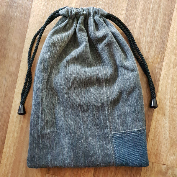 MAGIC Bag - Metallic Shimmer - Cool Grey Lining
