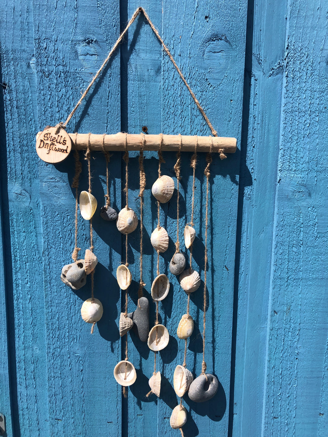 DRIFTWOOD & SHELLS MOBILE