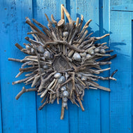 LARGE DRIFTWOOD WREATH