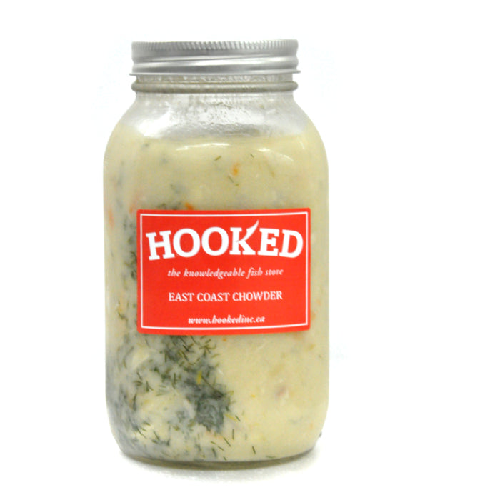 HOOKED East Coast Chowder