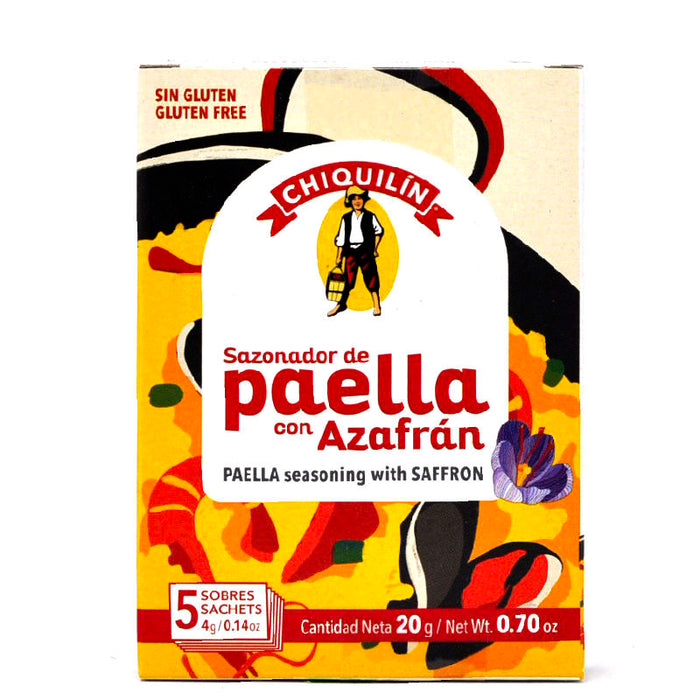 Chiquilin Paella Seasoning