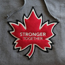 Load image into Gallery viewer, Stronger Together - Stronger Together Vintage Twill  - Hoodie - Hoodie