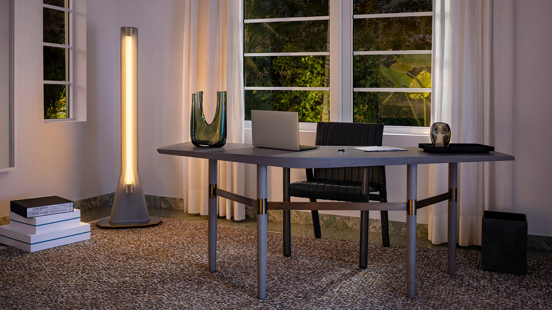 lifestyle | Ginza with Darling Point desk and Alexander Street armchair