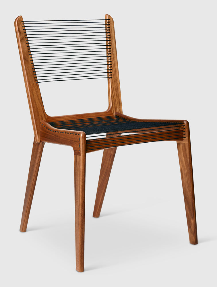 Cord Chair in Walnut