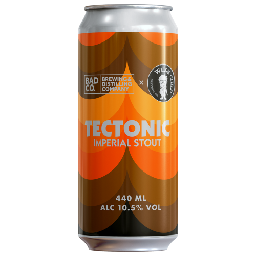 TECTONIC – BAD CO X WILDE CHILD IMPERIAL STOUT (12 Pack)