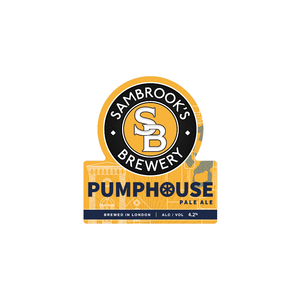 Pumphouse Pale Ale 4.2%
